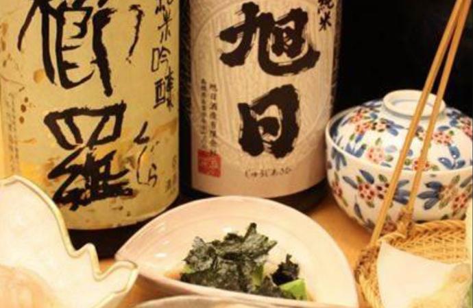 日本酒の美味しい季節。